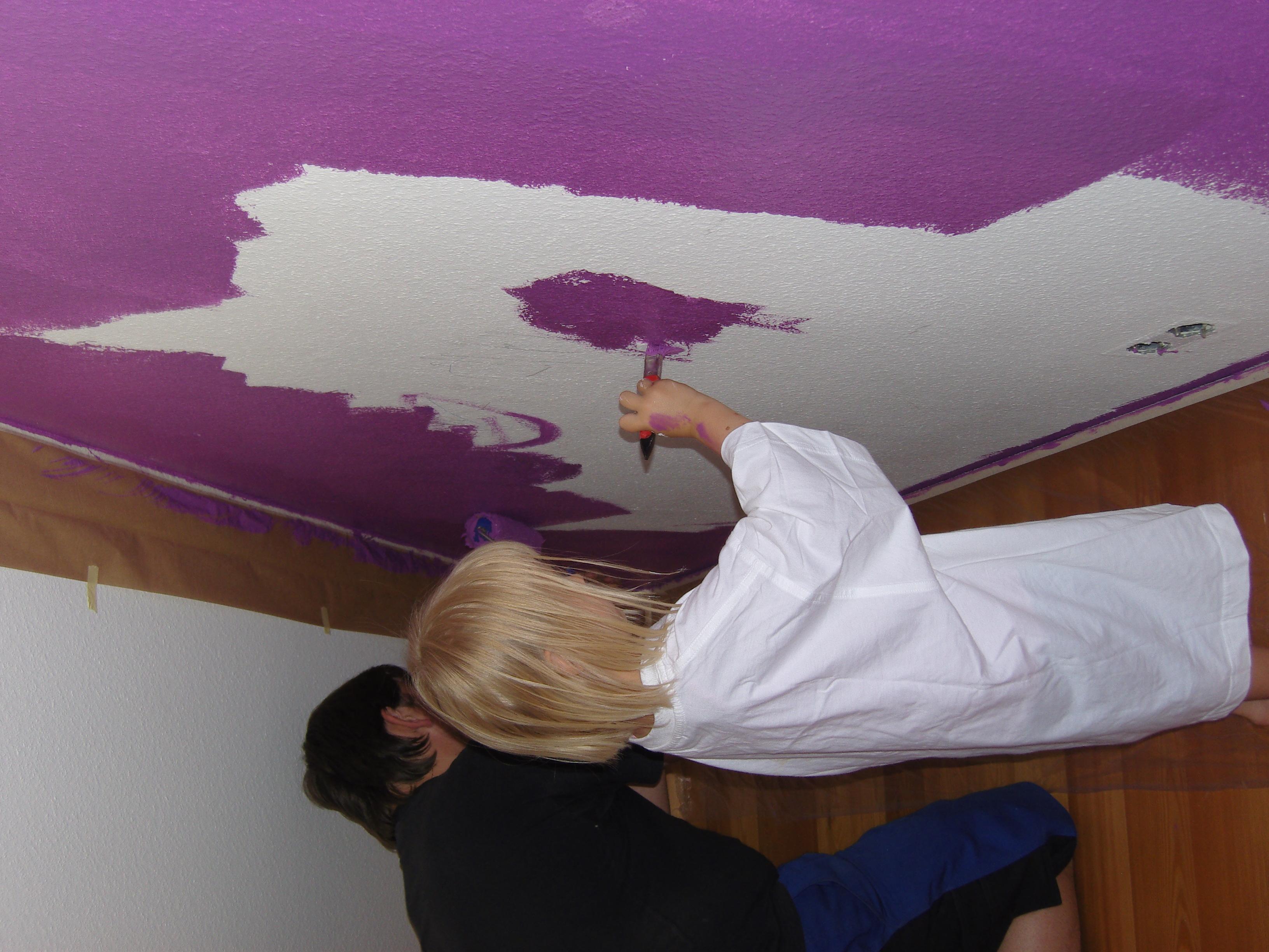 vier-schiegls.de » beim Kinderzimmer streichen